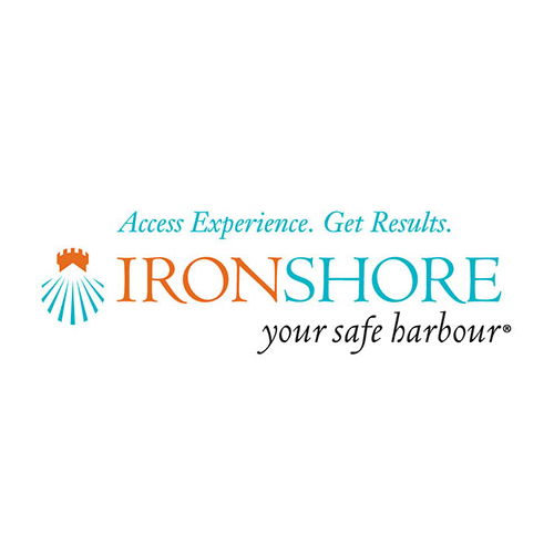 iron shore logo